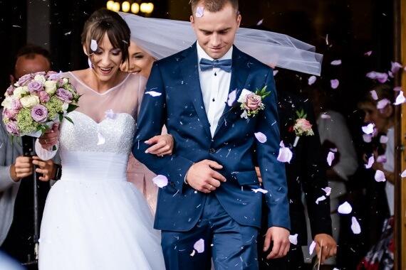 Reportaż ślubny w Kielcach